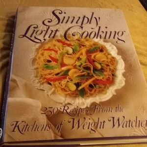 Weight Watchers Simply Light Cooking